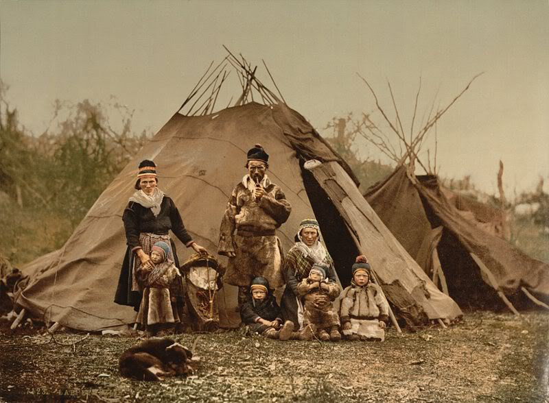 Saami Family
